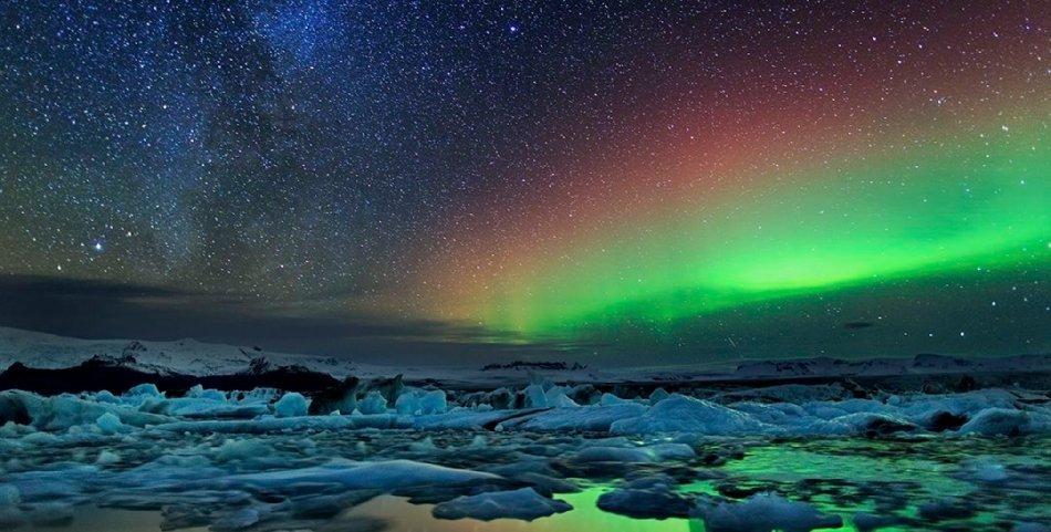 Best Spot Northern Lights Iceland