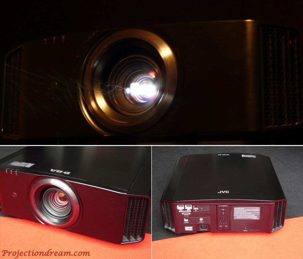 JVC X500