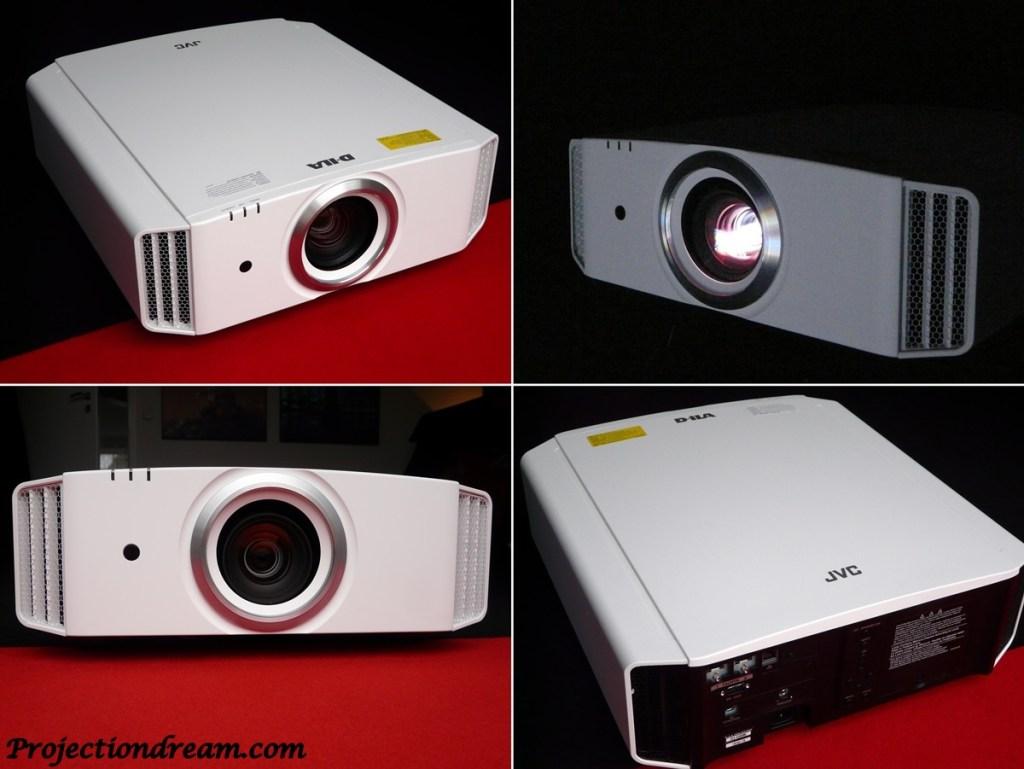 JVC DLA-X5000 presentation