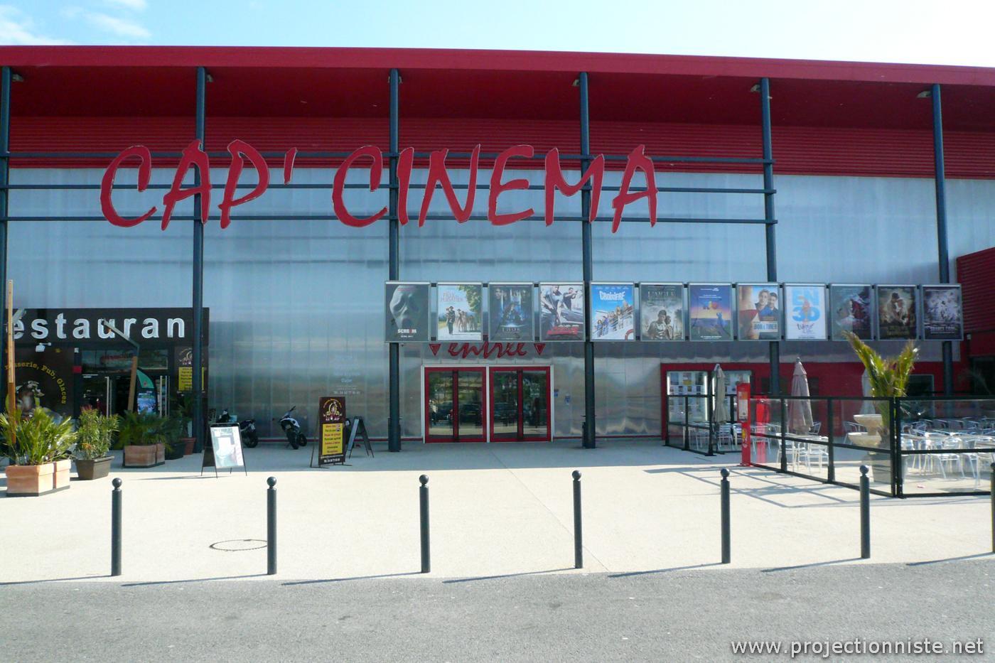 cinema cap cinema carcassonne