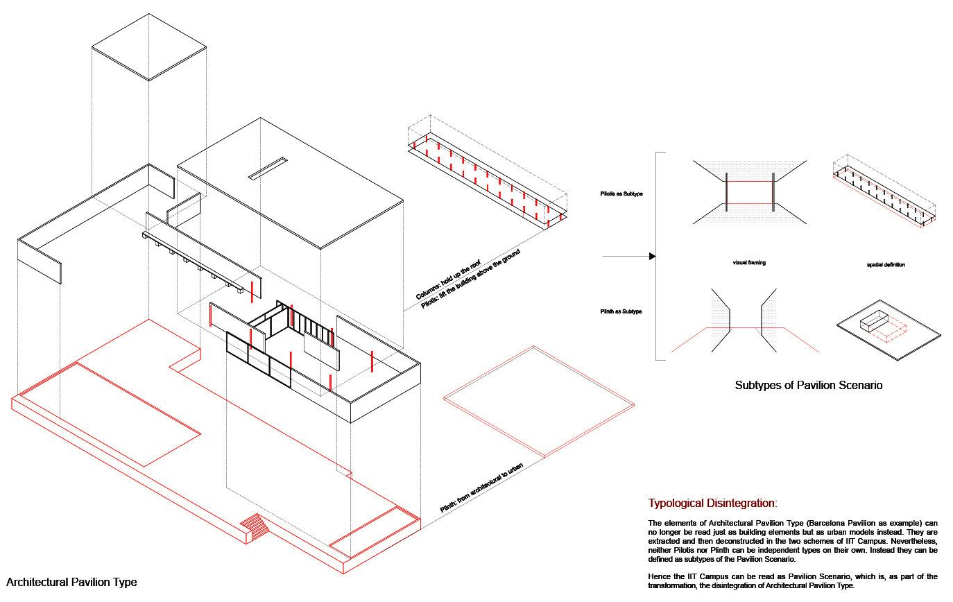 Architectural Pavilion Pavilion Scenario And Urban Pavilion