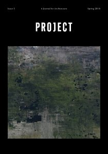 PROJECT Issue 5 Cover
