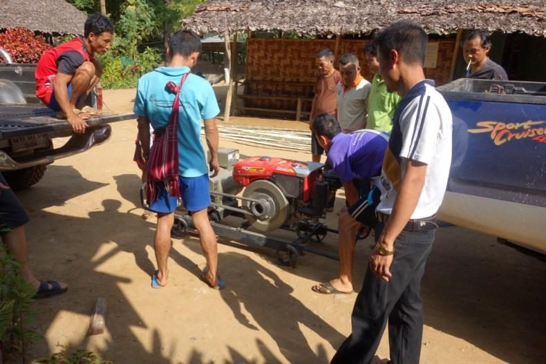 Project KARE Donates Generator
