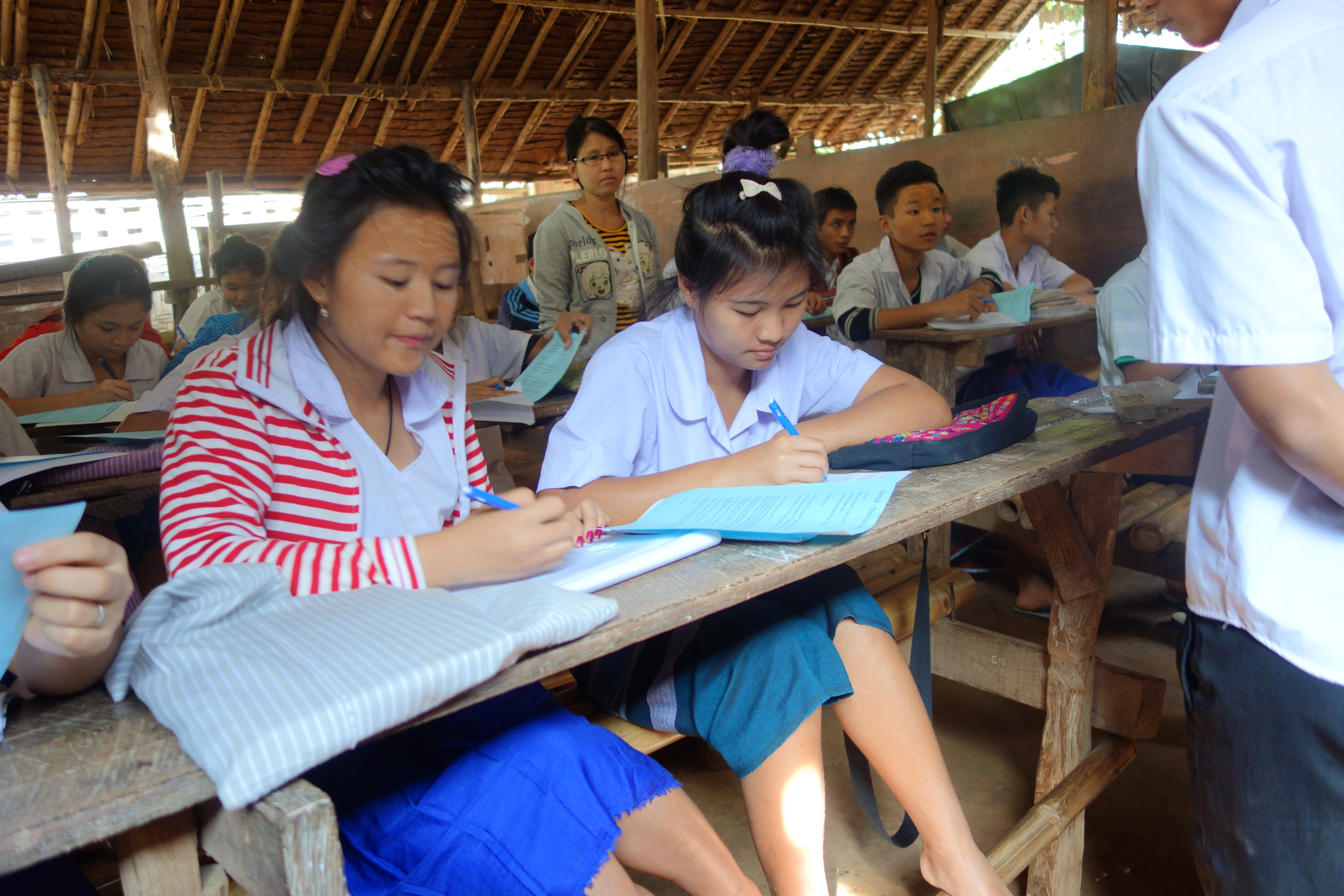 Help Students At Mae Ra Moe Refugee Camp To Thrive Project Kare