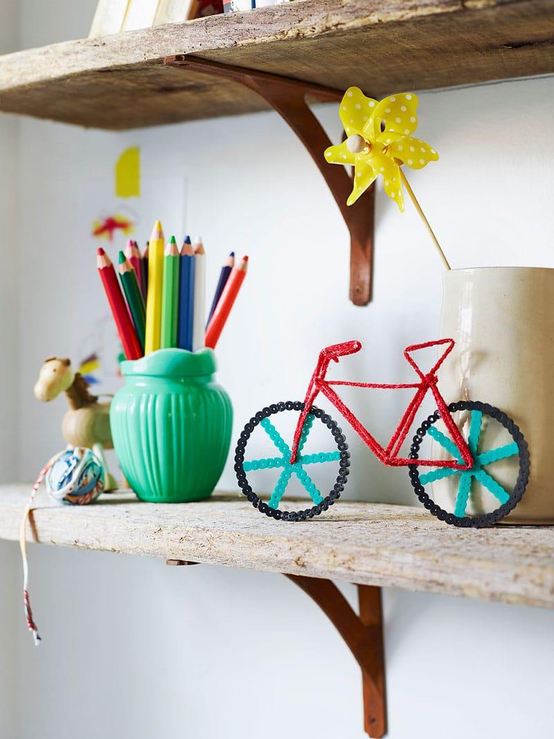 diy bicycle tour de france bike craft