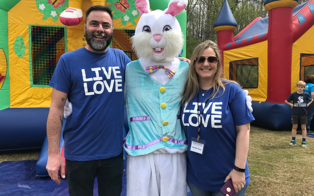 LIVE LOVE EASTER FUN DAY- MARCH 24, 2018