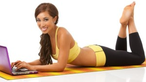youtube.com/blogilates and youtube.com/blogilatesTV
