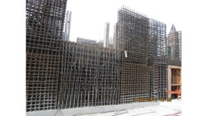 Shear wall vertical elements method statements