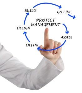 project management construction methodology