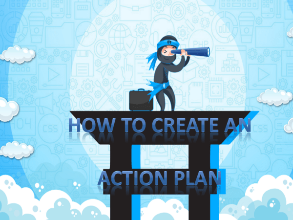 How to make an action plan