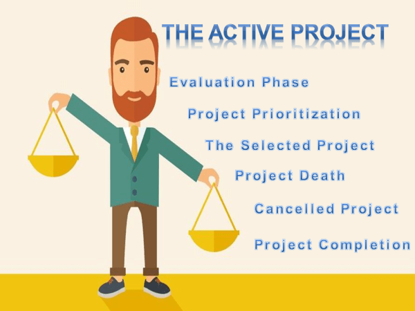 The Active Project