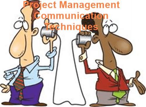 Project Management Communication Techniques