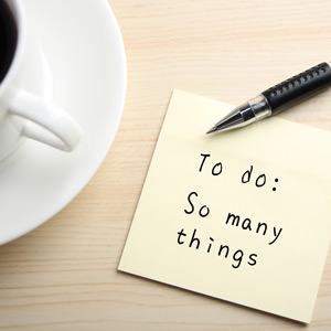 task to-do list