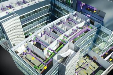 bim (building information model) in construction management