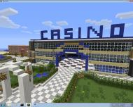 Front of the casino