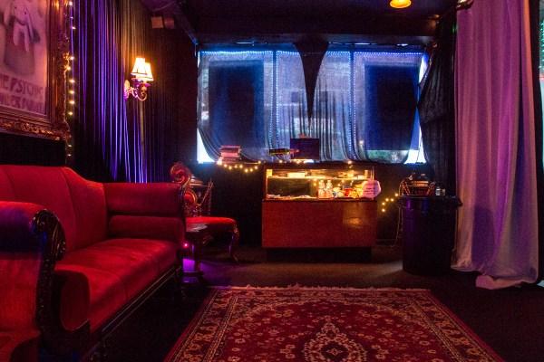 Haunted Pub and a Magic Show