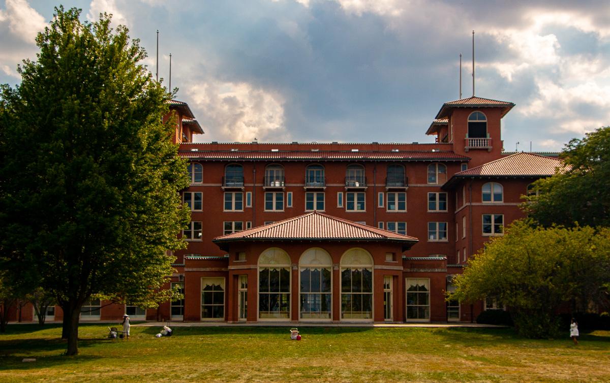 A South Shore Palace