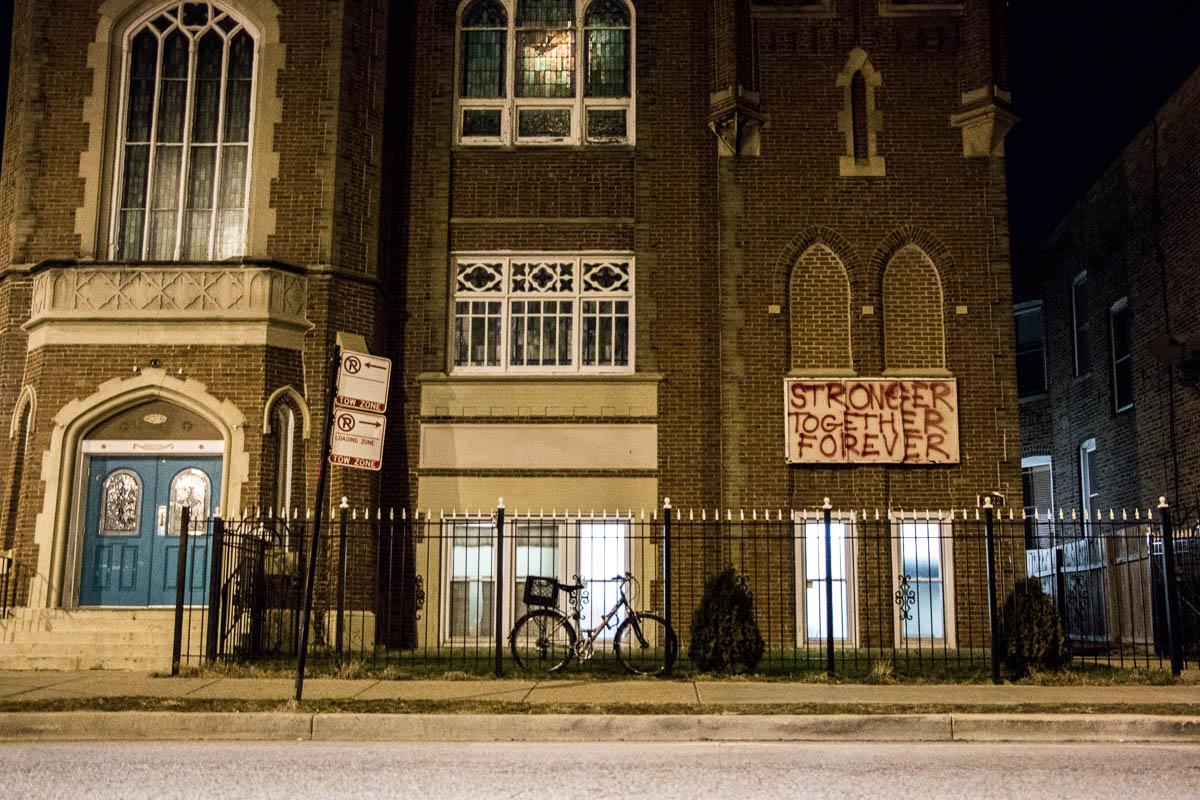 A Church Turned Circus