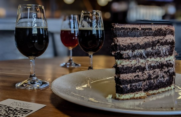 Let Them Eat Cake, Steak, and Have a Beer Break