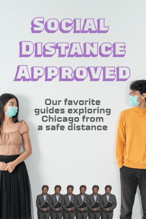Social Distance Approved