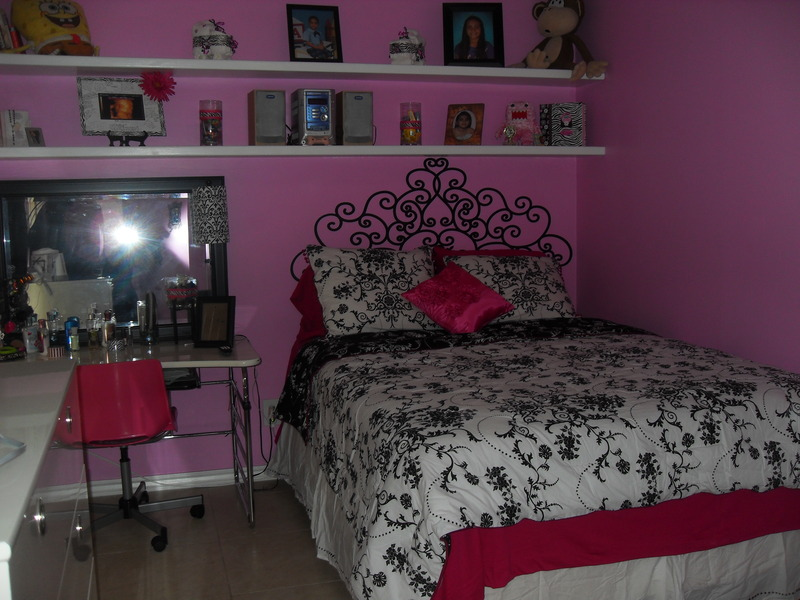 Roseys Teen Diva Room Project Nursery