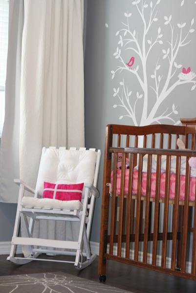 Baby Nursery Tree
