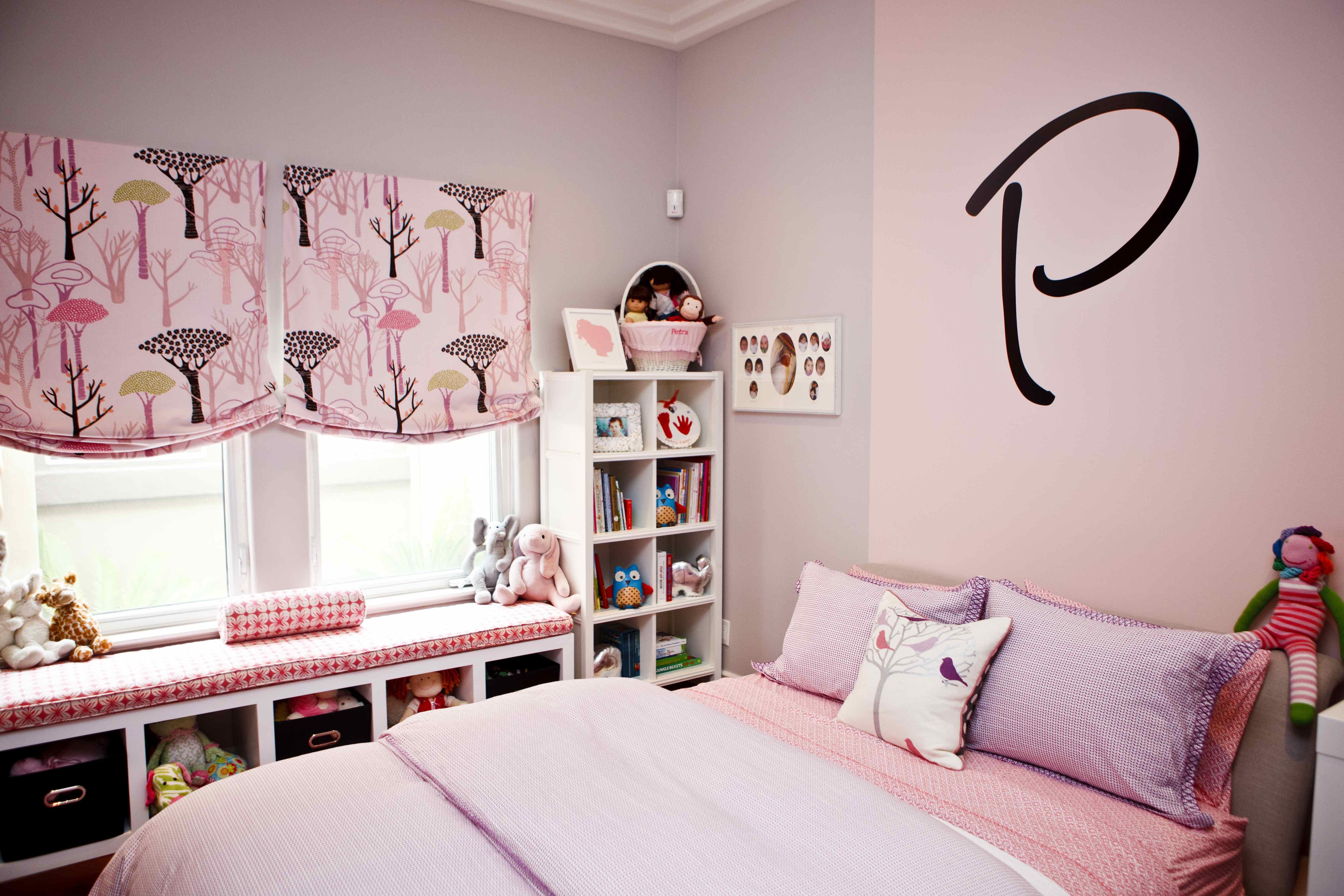 Design Reveal: A Modern Toddler Room on Room Decoration Girl  id=85032