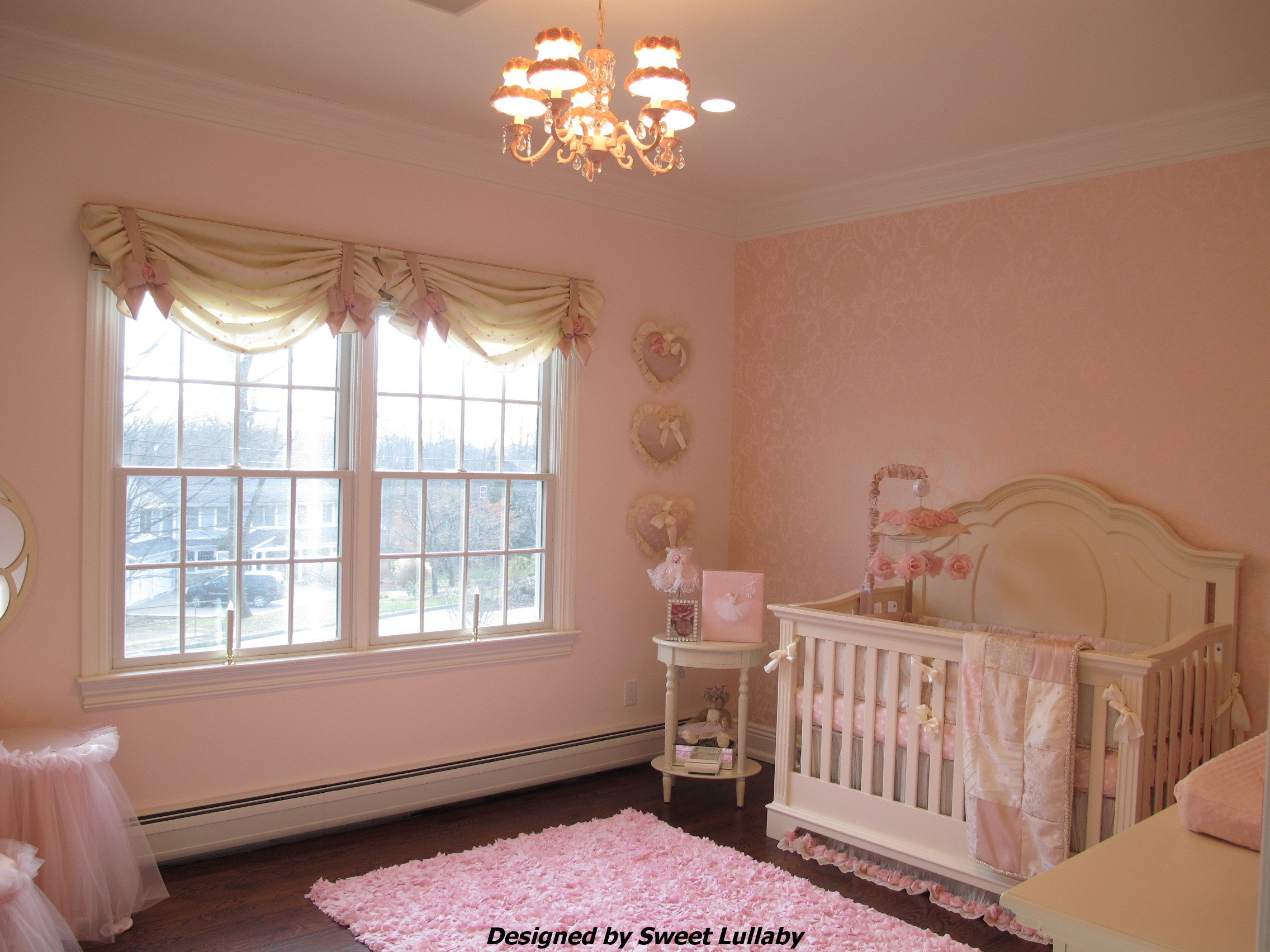 Danicas Elegant Rose Nursery Project Nursery