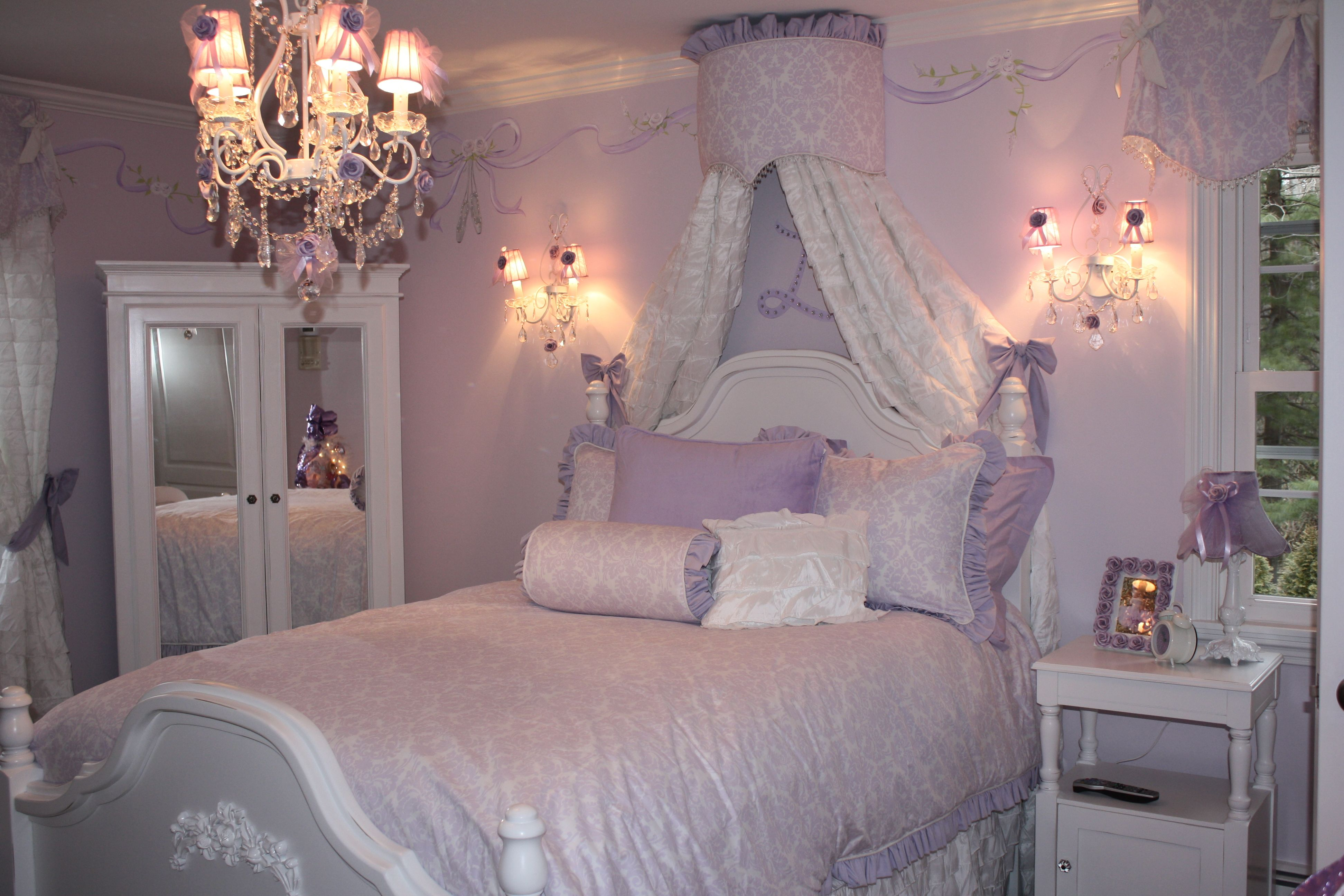 Elegant Ballerina Room Any Girl Would Want! - Project Nursery on Room For Girls  id=79271