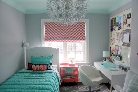 Pretty Tween Bedroom - Project Nursery on Tween Bedroom Ideas For Small Rooms  id=54623