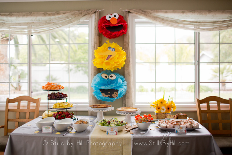 sunny day a sesame street inspired second birthday party project nursery
