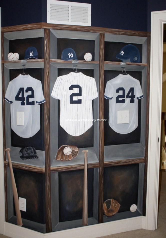 Ny Yankees Room Decor