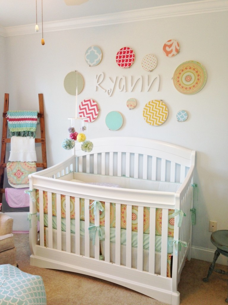 Girl Heirloom Nursery