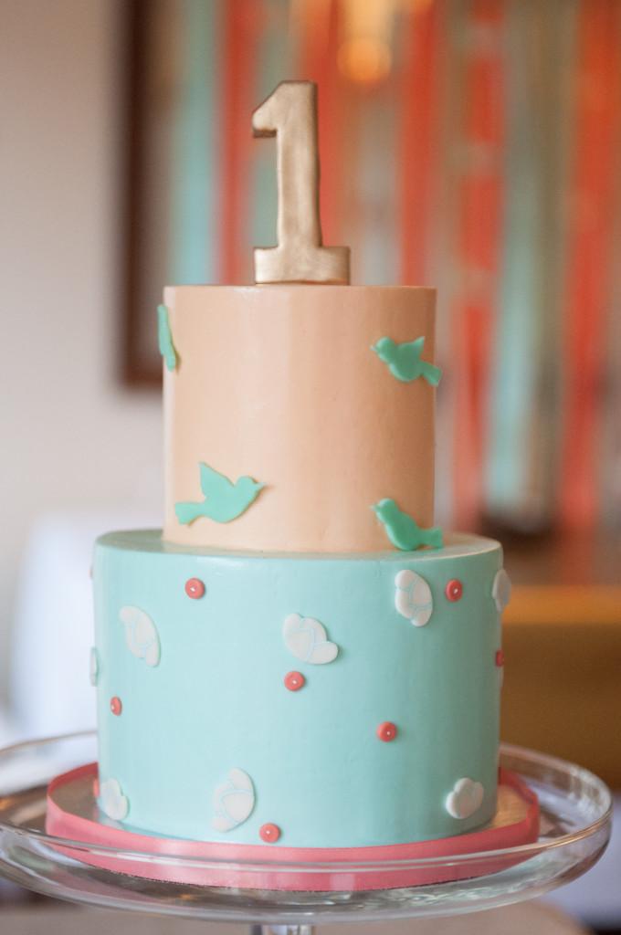 A Birdie First Birthday Project Nursery