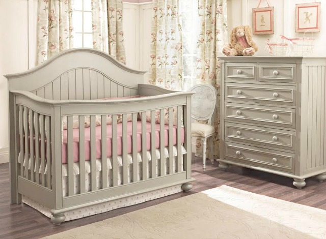 Giveaway Convertible Crib By Munir Project Nursery