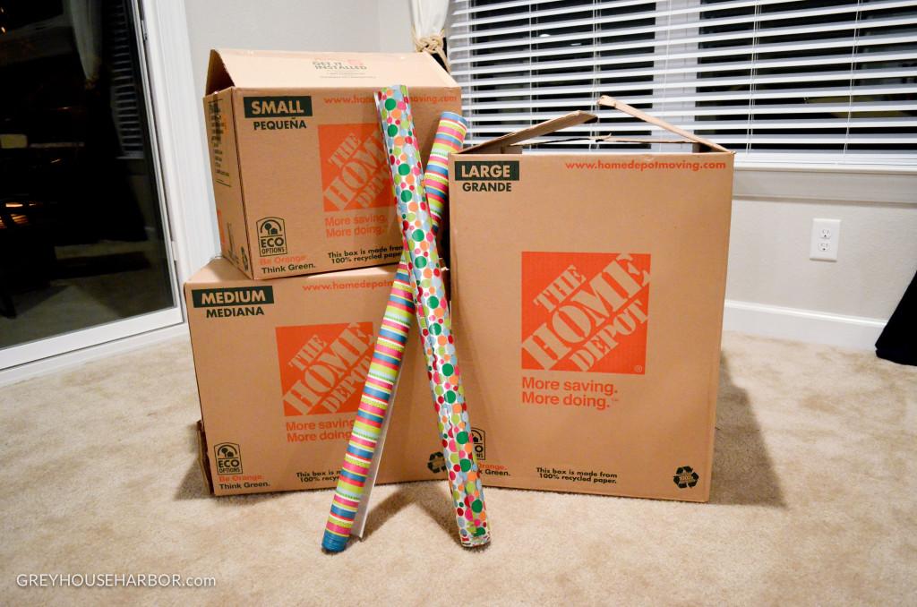 DIY Cardboard Trucks Project Nursery