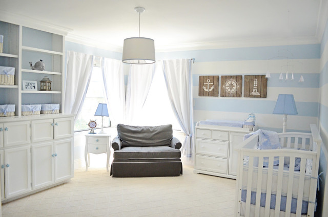 Image Of Baby Boy Room Decoration Ideas