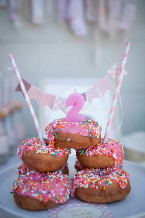 Readers' Favorite: Donut-Themed Birthday Party - Project ...