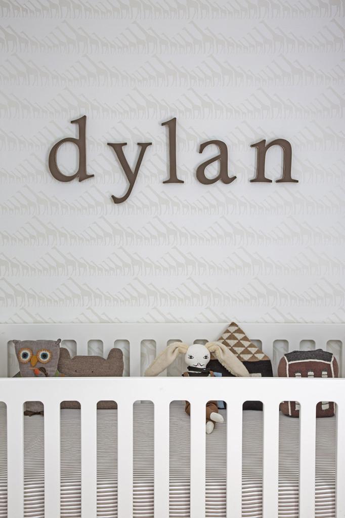 Dylan S Giraffe Nursery Project Nursery