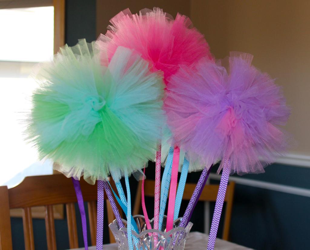 Tutu Themed 2nd Birthday Party Project Nursery