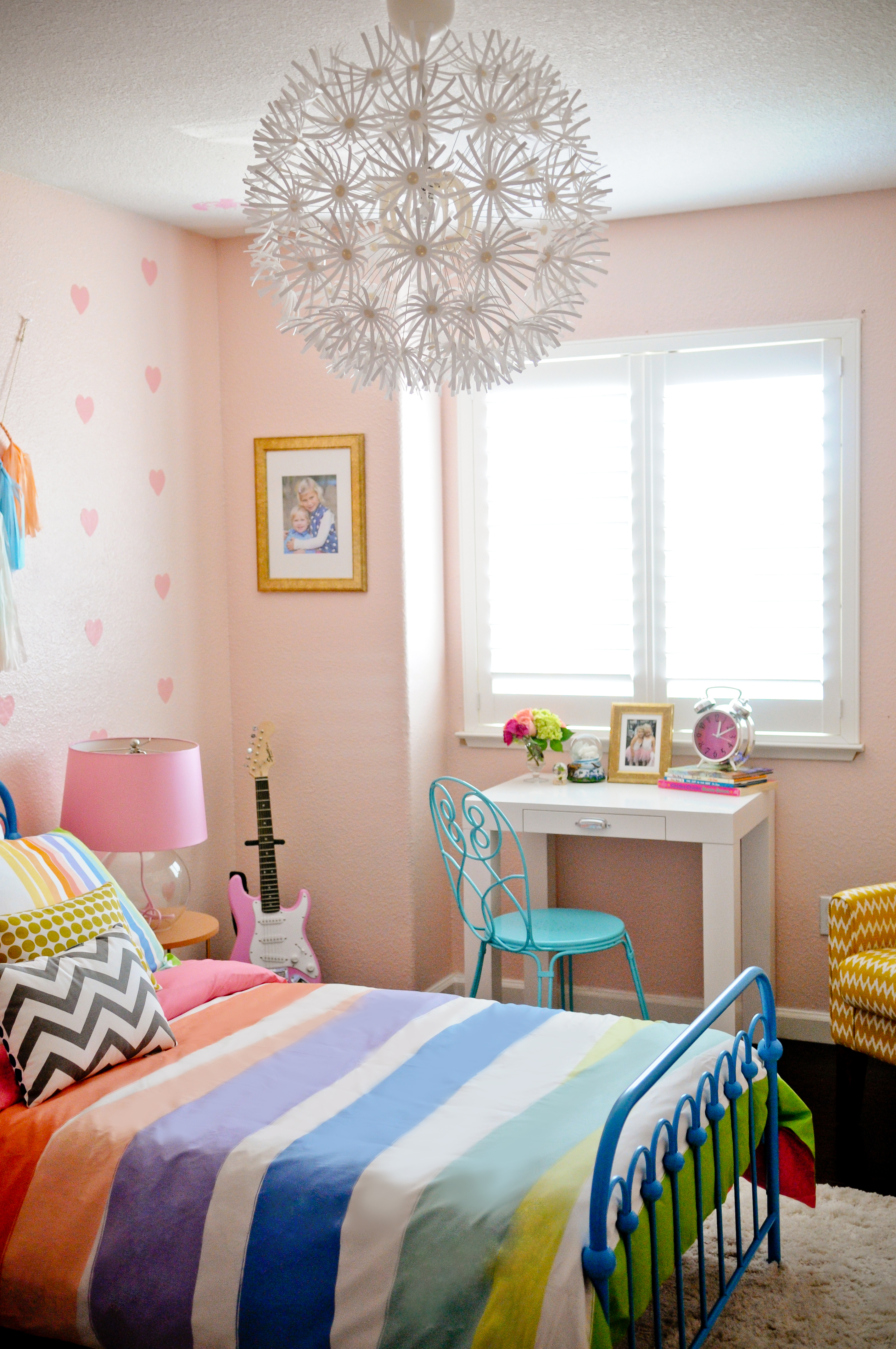 The Novogratz Big Girl Room - Project Nursery on Beautiful:9Ekmjwucuyu= Girls Room Decoration  id=96944