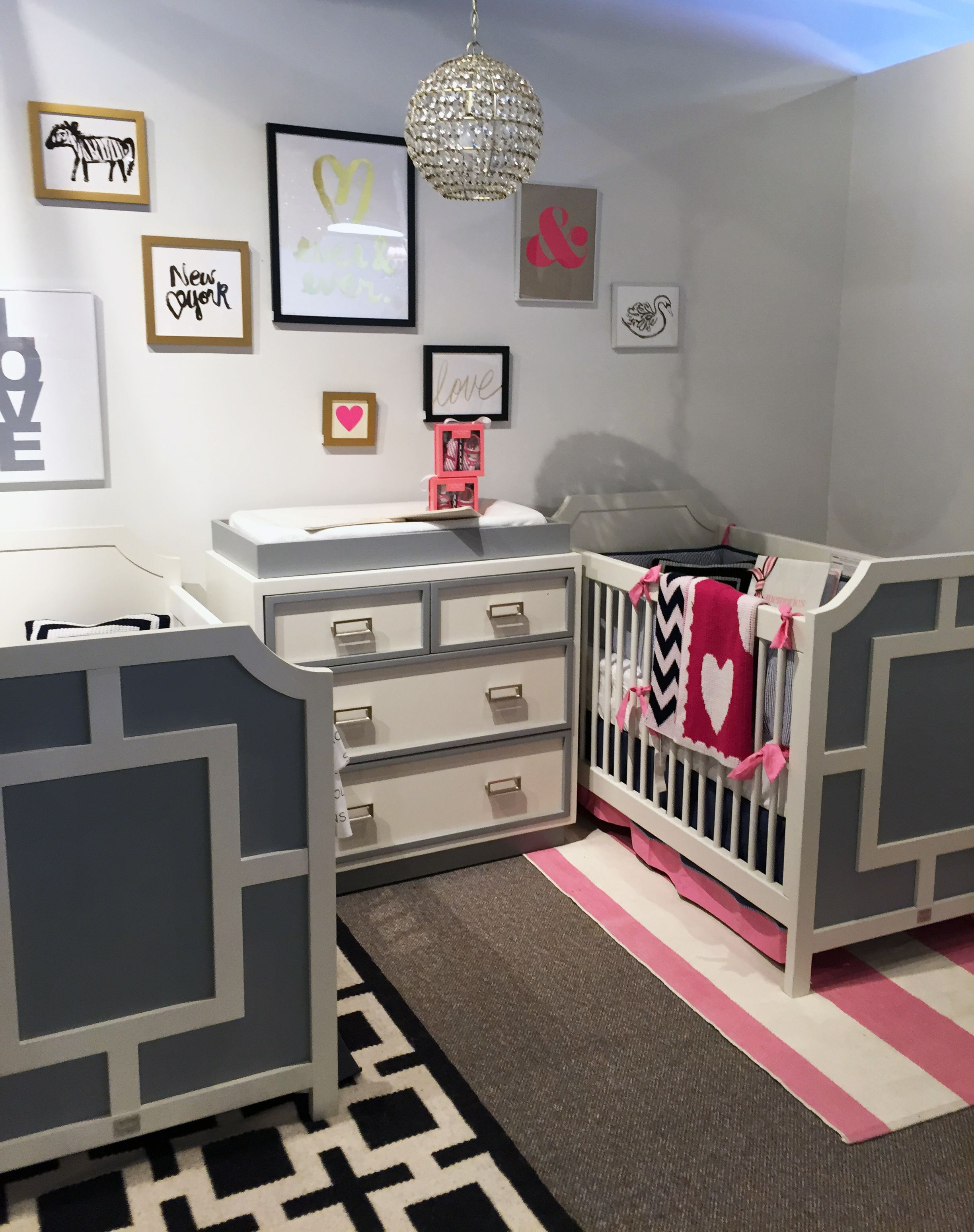 tips for decorating for twins project