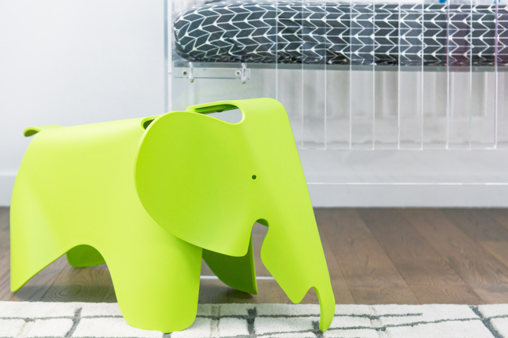 Vitra Eames Elephant - Project Nursery