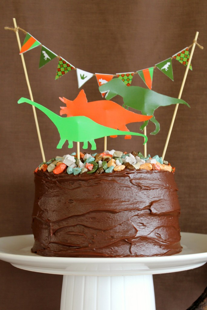 Dino Mite Dinosaur 3rd Birthday Party Project Nursery