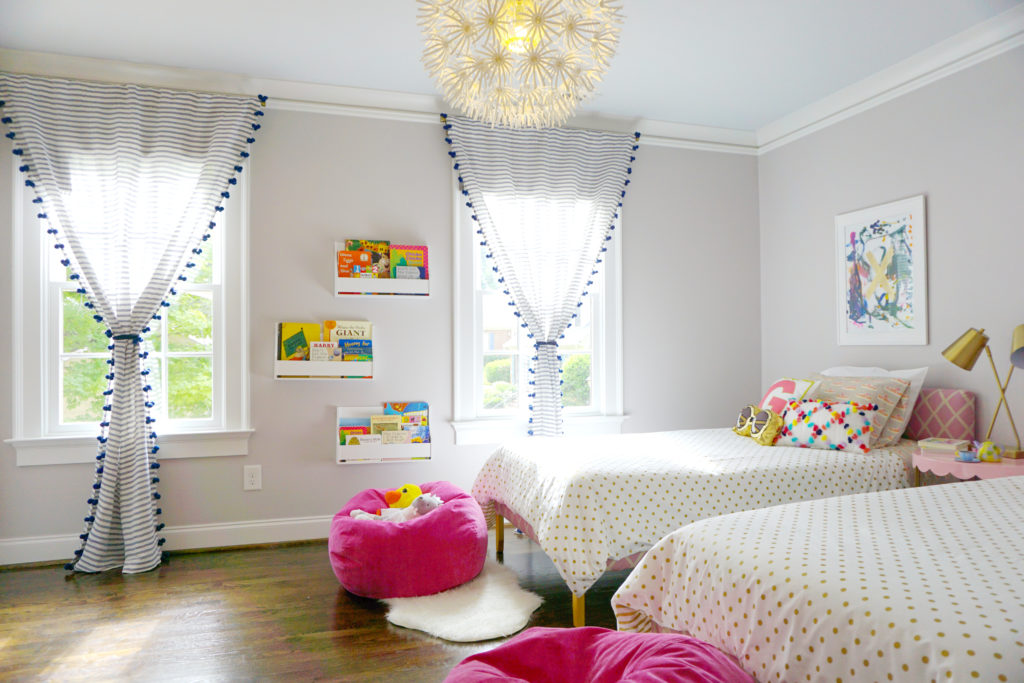 Funky Fresh - Toddler / Big Girl Bedroom - Project Nursery on Room For Girls  id=64346