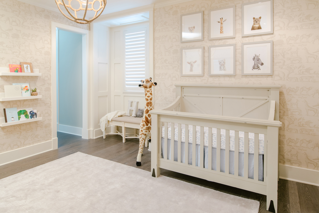 Neutral Animal Nursery