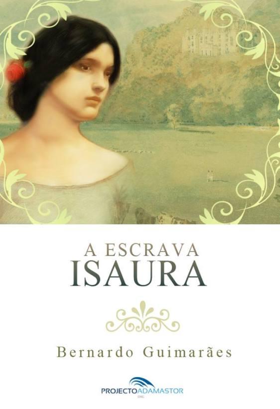 A Escrava Isaura - Capa