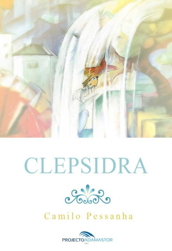 Clepsidra - Capa