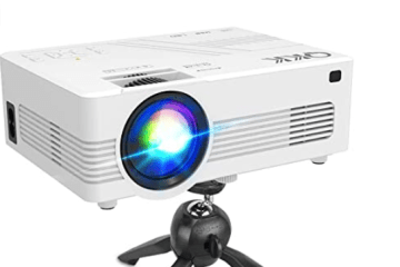 qkk qk03 mini projector review buying guide