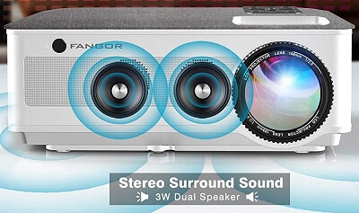 F-405 Speakers